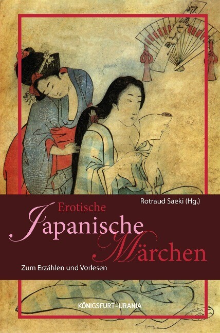 Erotische Märchen aus Japan als Buch