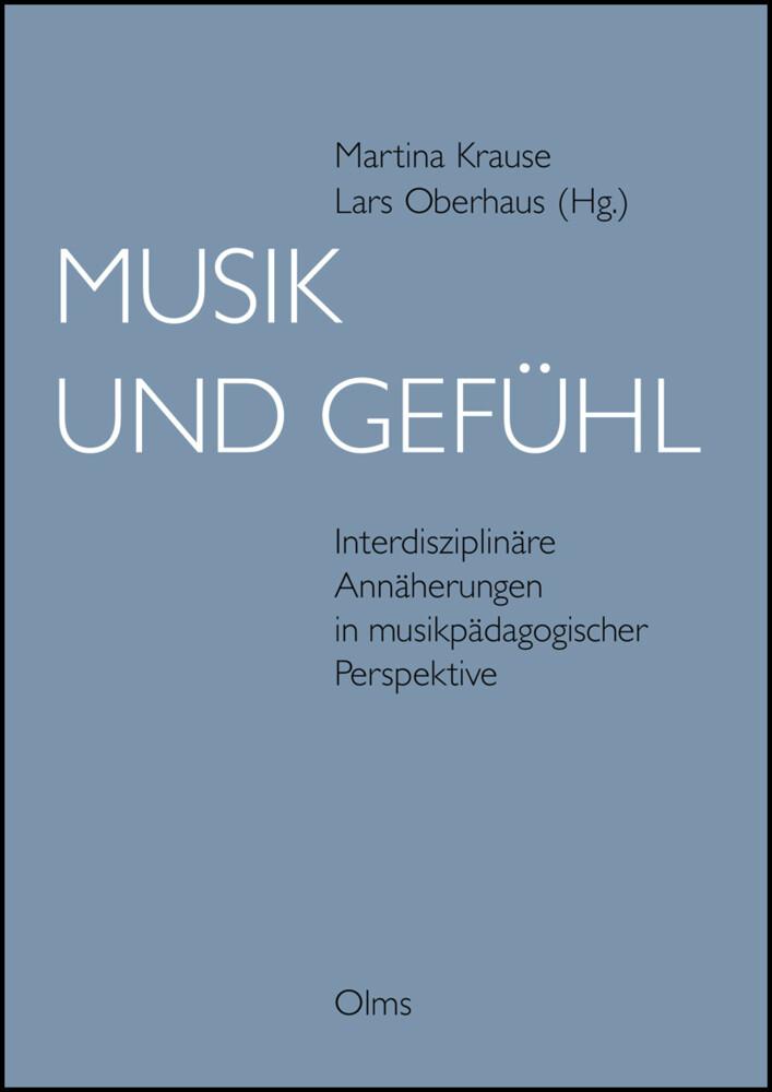 Musik und Gefühl als Buch von