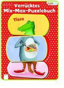 Verrücktes Mix-Max-Puzzlebuch Tiere
