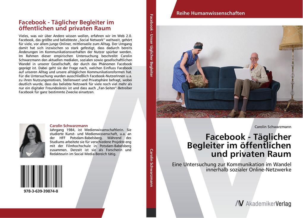 Facebook - Täglicher Begleiter im öffentlichen ...