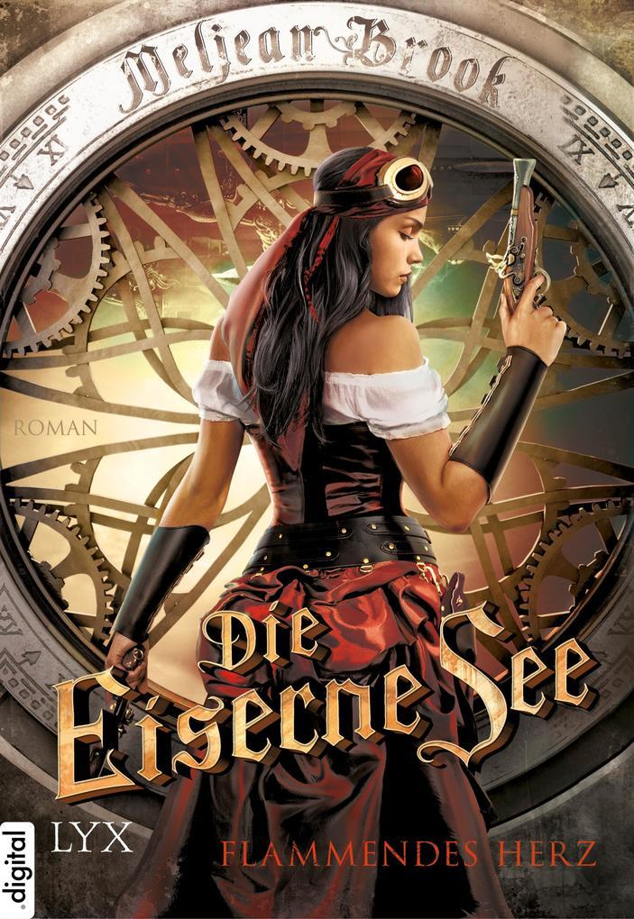 Die Eiserne See - Flammendes Herz als eBook Dow...