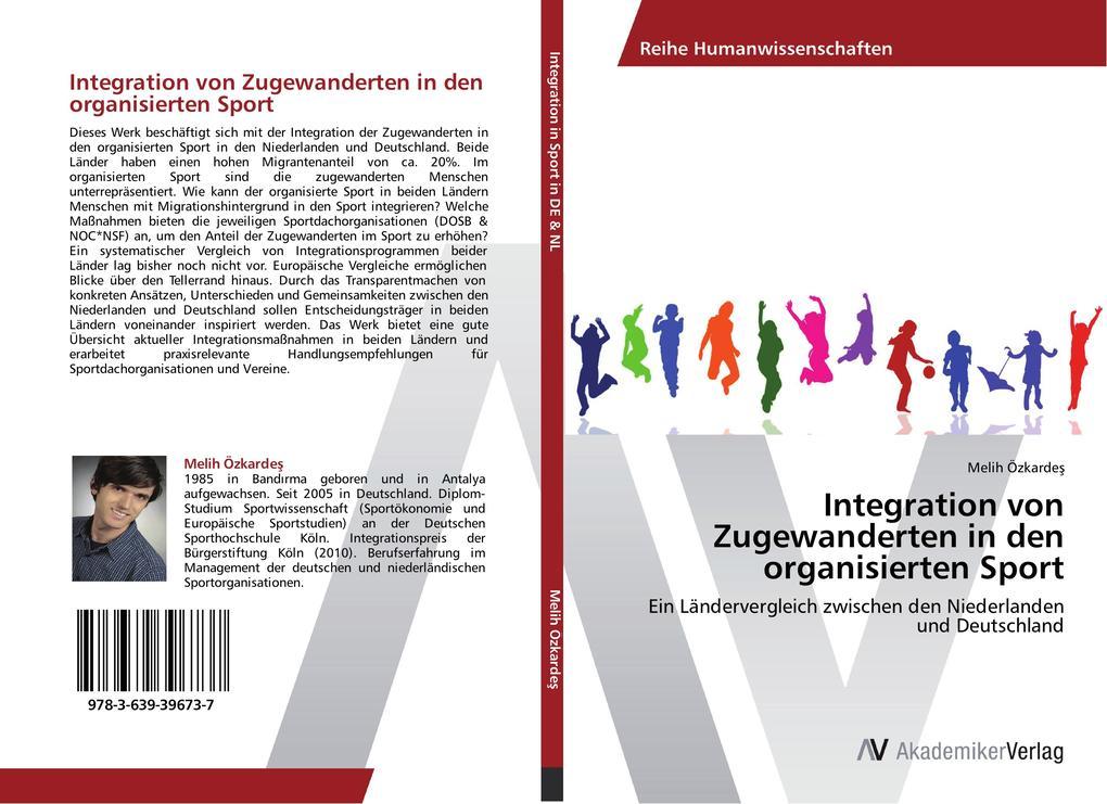 Integration von Zugewanderten in den organisier...