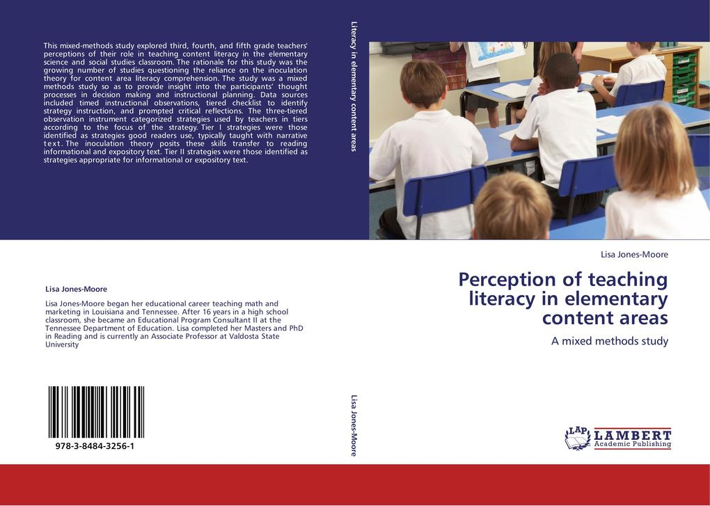 Perception of teaching literacy in elementary c...