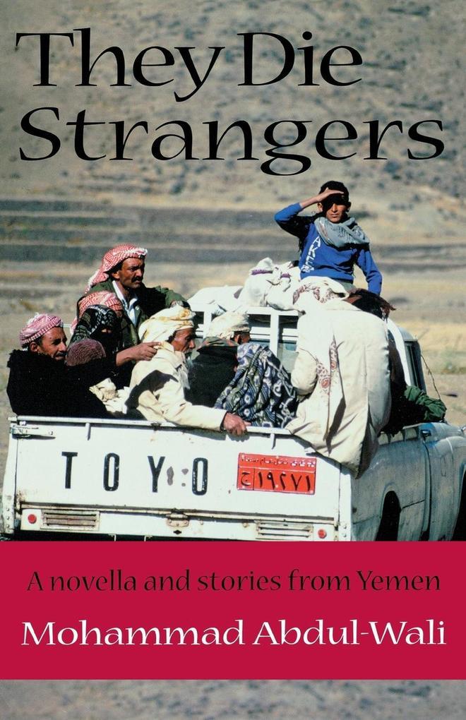 They Die Strangers als Taschenbuch