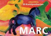 Kunstpostkartenbuch Franz Marc