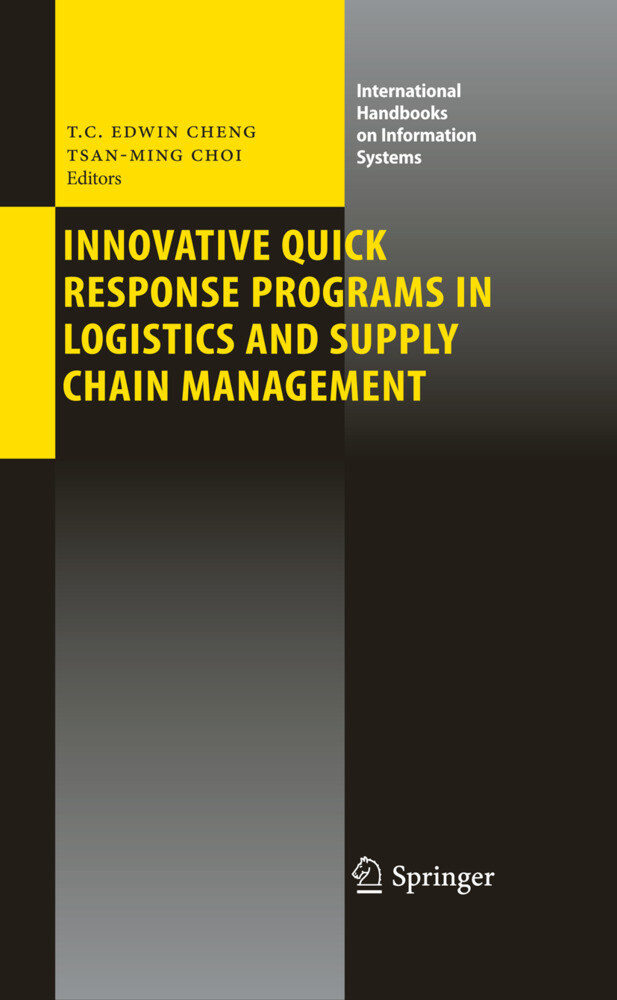 Innovative Quick Response Programs in Logistics...