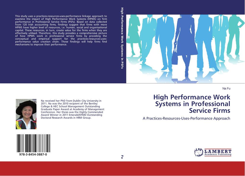 High Performance Work Systems in Professional S...