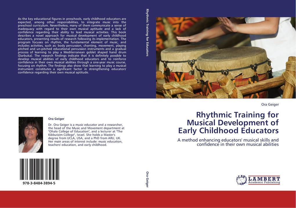 Rhythmic Training for Musical Development of Ea...