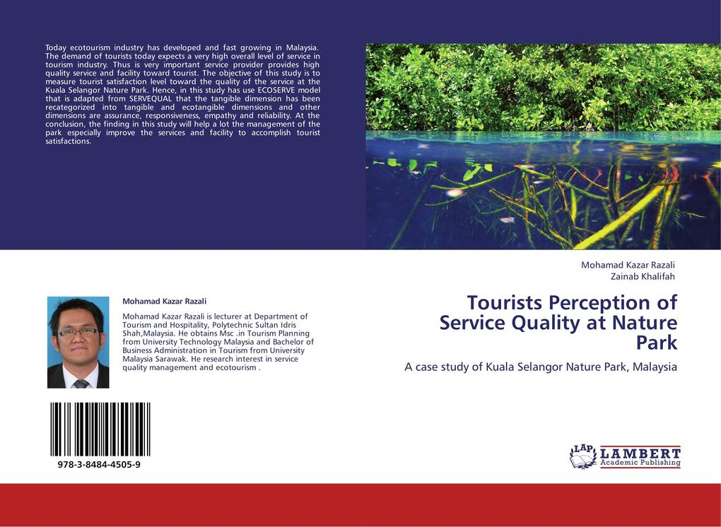 Tourists Perception of Service Quality at Natur...