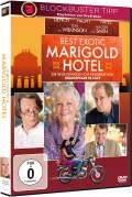 Best Exotic Marigold Hotel, 1 DVD