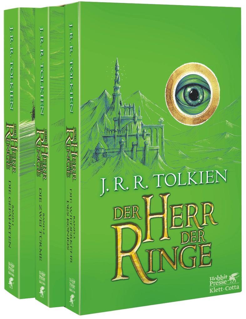 Der Herr der Ringe - Neuausgabe 2012 als Buch
