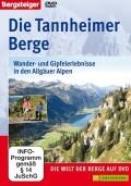 Die Tannheimer Berge, 1 DVD