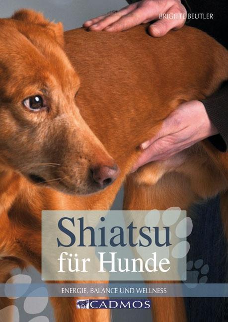 Shiatsu für Hunde als Buch von Brigitte Beutler
