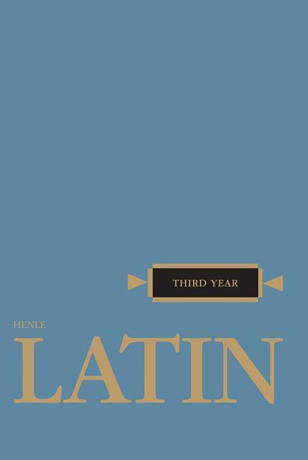 Henle Latin Third Year als Taschenbuch