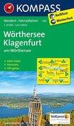 Wörthersee, Klagenfurt am Wörthersee 1 : 25 000