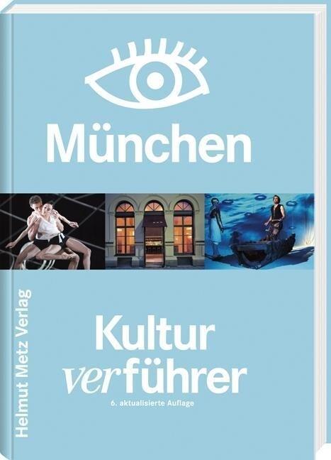 Kulturverführer München als Buch
