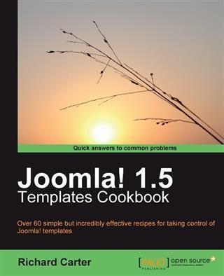 Joomla! 1.5 Templates Cookbook als eBook Downlo...