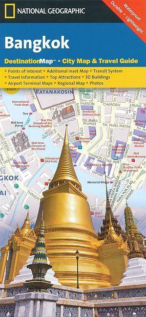 Bangkok als Buch von National Geographic Maps
