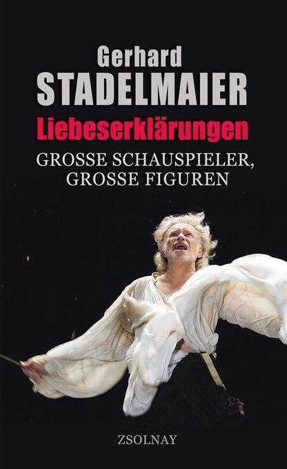 Liebeserklärungen als Buch von Gerhard Stadelmaier