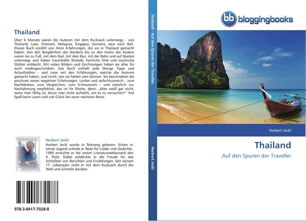 Thailand als Buch von Herbert Jeckl