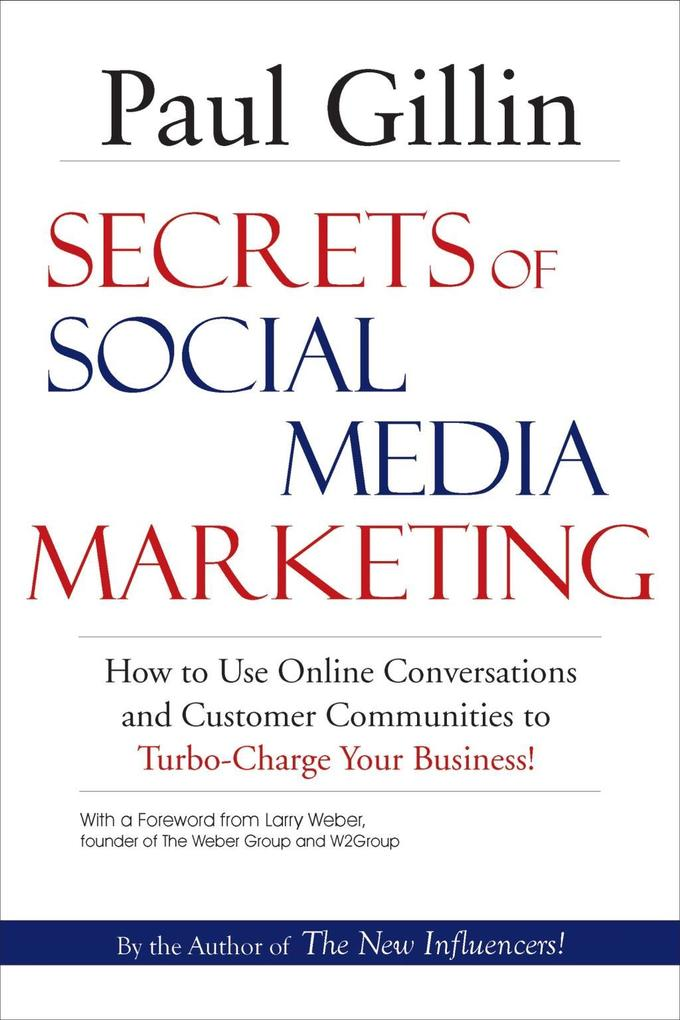 Secrets of Social Media Marketing als eBook Dow...
