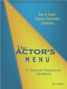 The Actor´s Menu als eBook Download von Bill Howey