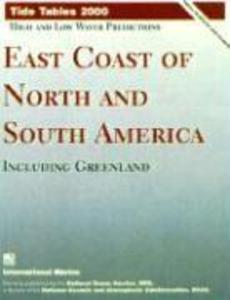 East Coast of North and South American: Including Greenland als Taschenbuch