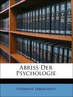 Abriss Der Psychologie als Taschenbuch von Herm...