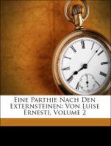 Eine Parthie Nach Den Externsteinen: Von Luise ...