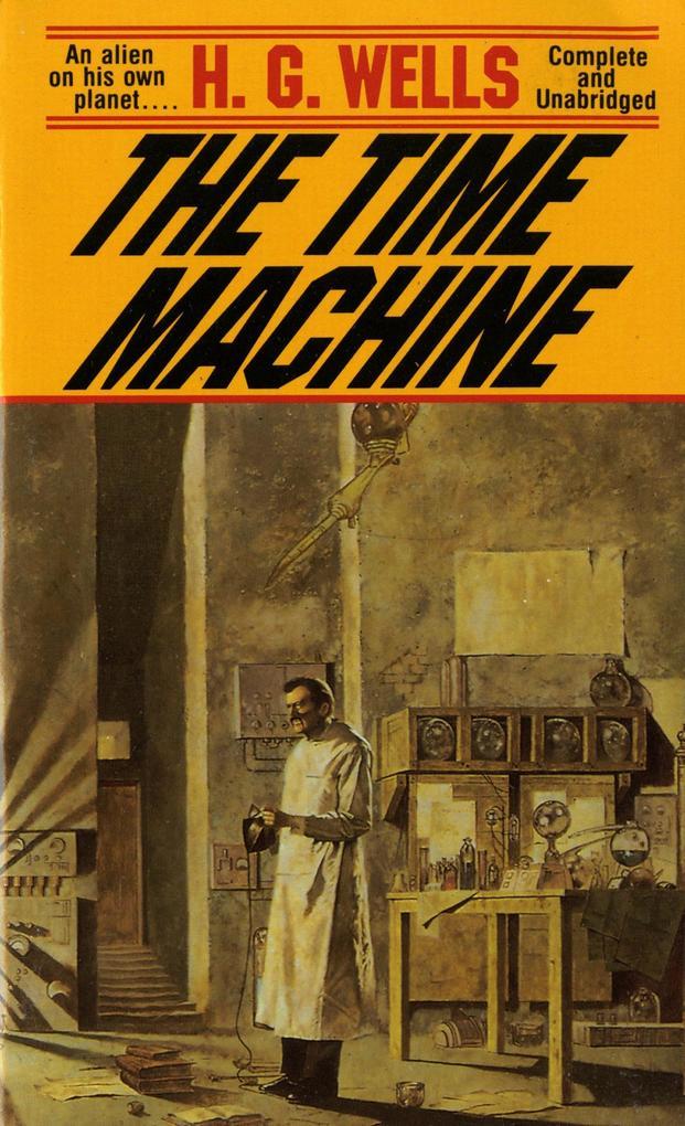 The Time Machine als Taschenbuch