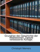 Grundriss Der Geschichte Der Weltweisheit...