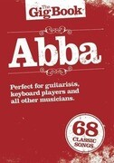 Gigbook ABBA Guitar Book