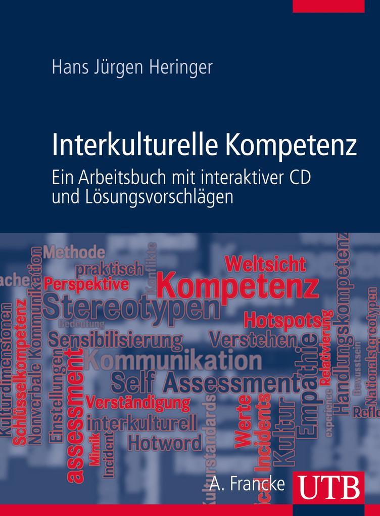 Interkulturelle Kompetenz als Buch von Hans Jür...