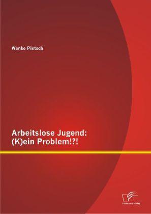 Arbeitslose Jugend: (K)ein Problem!?! als Buch ...