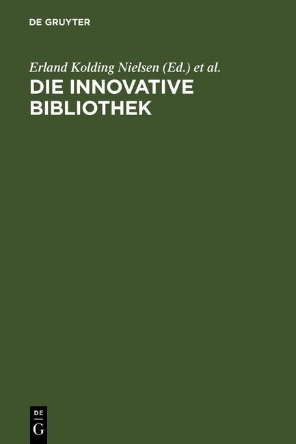 Die innovative Bibliothek als eBook Download von