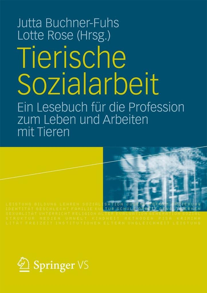 Tierische Sozialarbeit als eBook Download von