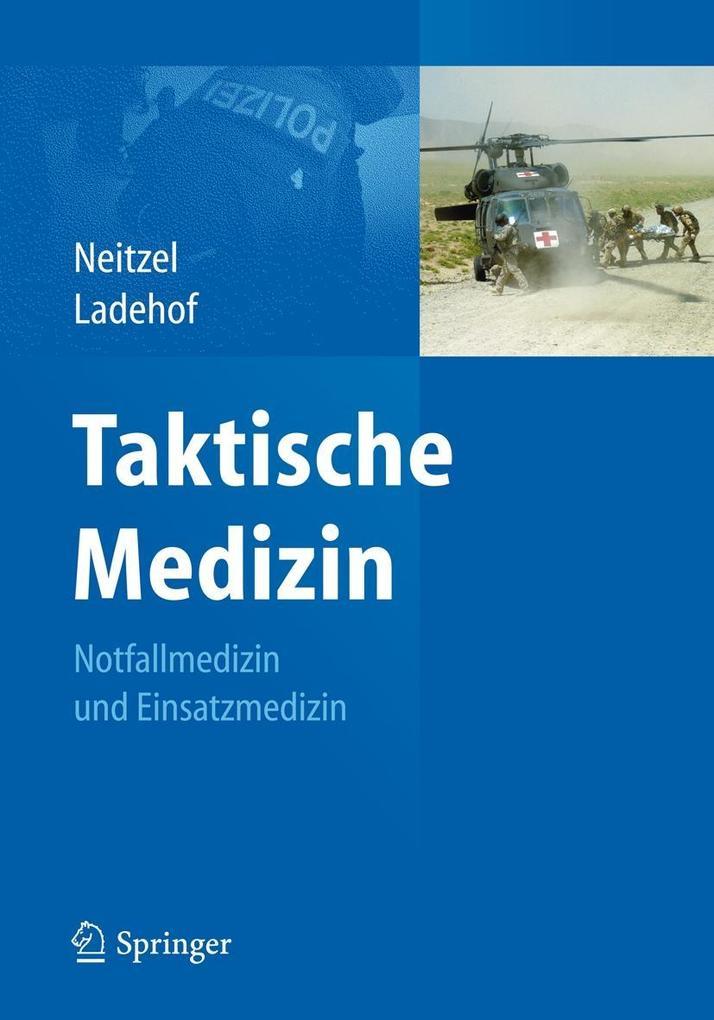 Taktische Medizin als eBook Download von