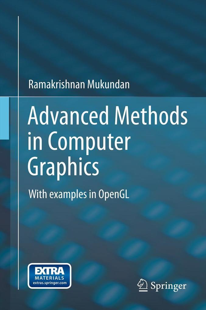 Advanced Methods in Computer Graphics als eBook...