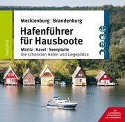 Hafenführer für Hausboote 1. Mecklenburg, Brandenburg