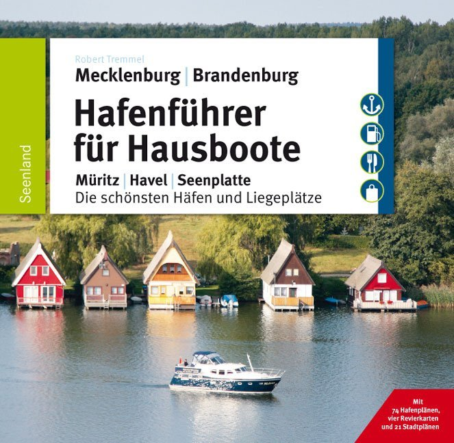 Hafenführer für Hausboote als Buch von Robert T...