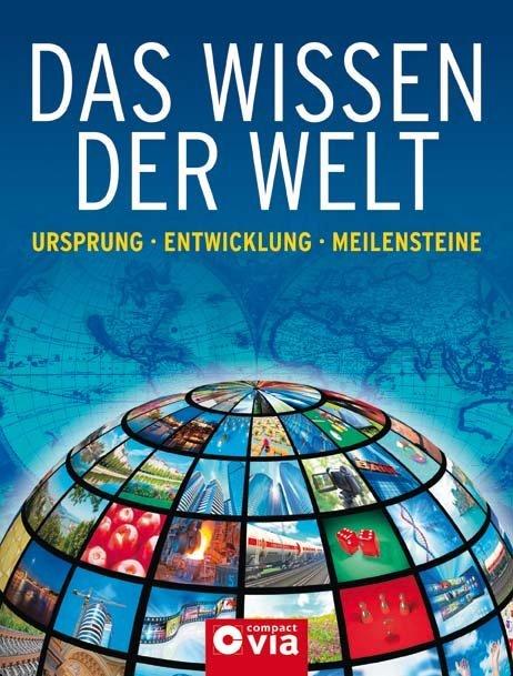 Das Wissen der Welt als Buch von