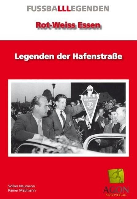 Rot-Weiss Essen als Buch von Volker Neumann, Rainer Maßmann