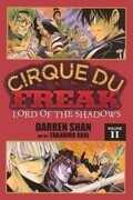 Cirque Du Freak, Volume 11: Lord of the Shadows