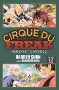 Cirque Du Freak, Volume 12: Sons of Destiny