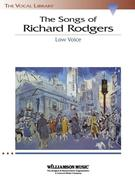 The Songs of Richard Rodgers: Low Voice