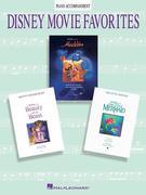Disney Movie Favorites: Piano Accompaniment for Brass & Woodwind Instrumental Solos