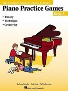 Piano Practice Games Book 3: Hal Leonard Student Piano Library