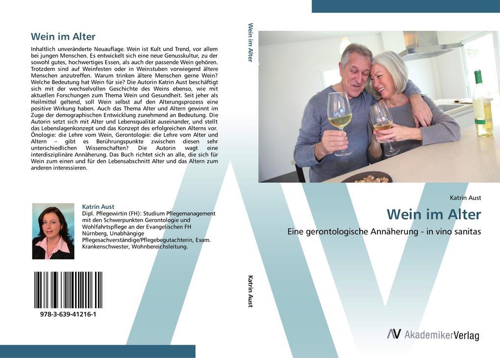 Wein im Alter als Buch von Katrin Aust