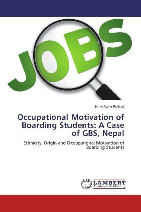 Occupational Motivation of Boarding Students: A...