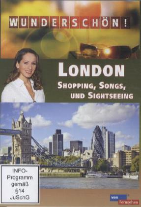 London - Shopping, Songs und Sightseeing - Wund...